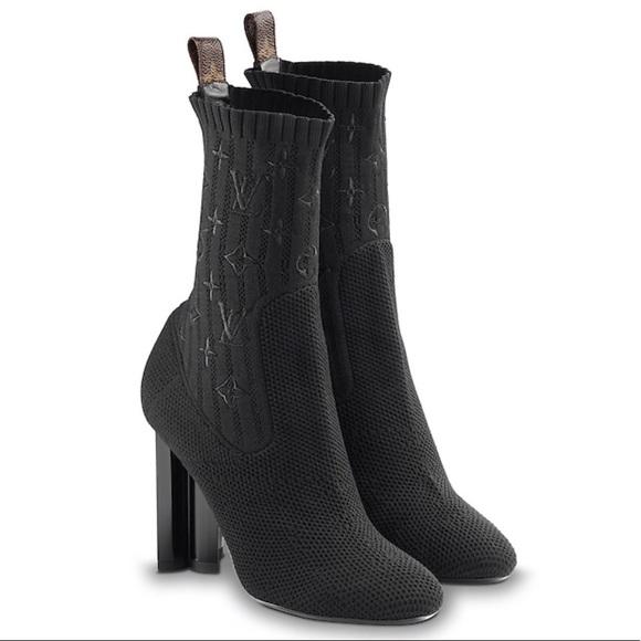 a28d2b6af13 Louis Vuitton Shoes | Silhouette Ankle Boots | Poshmark